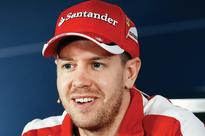 Sebastian Vettel disappointed with Ferrari's lack of pace