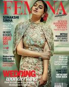 Sonakshi Sinha encapsulates the modern Indian bride on the cover of Femina
