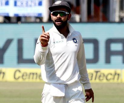 Kohli rested for Sri Lanka ODIs, Rohit to lead India