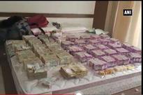 Karnataka govt suspends 2 officials raided by I-T dept