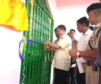 Aimol Khullen Girls Hostel Building Inaugurated