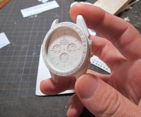 Japanese Artist Creates Insane Wristwatch Replicas Out of Paper