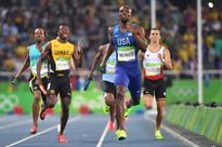 Merritt leads US to men's 4x400m relay gold