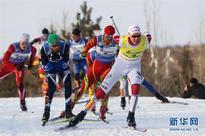 FIS cross-country ski tour begins in Xi Ujimqin