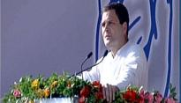 Demonetisation is against the poor, says Congress vice president Rahul Gandhi in Mehsana