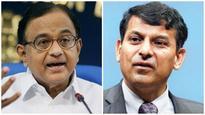 P Chidambaram backs 'outstanding' Raghuram Rajan, says Congress has full faith in him