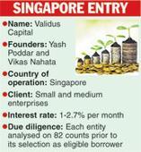Peer lender makes a mark