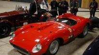 1957 Ferrari fetches $35 million at auction