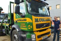 Acquisition helps R Collard keep it in the family