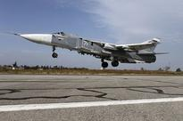 Russia beefs up its air force in Syria - paper