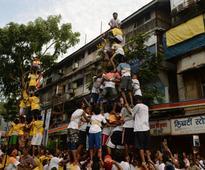 On Krishna Janmashtami, Mumbai cops face challenges ...