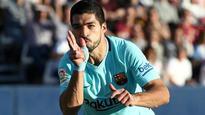 La Liga wrap: Luis Suarez inspires Barcelona; Real Madrid, Atletico in derby stalemate