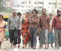 Hot Sanjjjanaa turns cold-blooded murderer in 'Dandupalya 2' [PHOTOS]