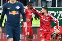 RB Leipzig's upset loss to Ingolstadt allows Bayern Munich to regain top spot: Bundesliga results