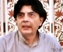 Ch Nisar to 'disclose corruption of Khurshid Shah, Aitzaz'