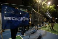 Hongkongers' sense of Chinese national pride is at an all time low