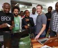 Top 10 African countries with the most Facebook users