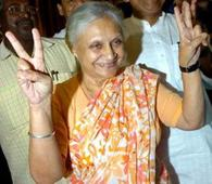 Sheila Dixit fit to be Cong's CM face in UP