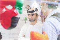 His Highness Sheikh Mansoor bin Mohammed bin Rashid Al Maktoum inaugurated Selah Art Program' exhibition for orphaned children