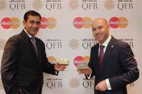 QFB launches First Metal Shari'ah-Compliant World Elite MasterCard Charge Card in MENA