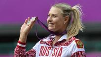 Russian tennis boss expects Maria Sharapova to play at Rio and slams drug test as 'nonsense'