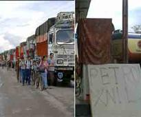 Nagas to lift Manipur blockade from Sunday midnight
