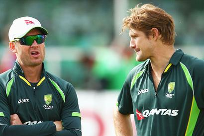 Clarke reveals he said 'Watson part of group that are like a tumour'