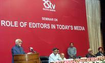 Digital is the way forward: Hamid Ansari on the role of editors