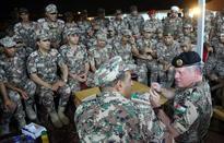 Suicide attacker kills six Jordanian troops at...