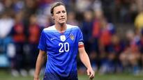 Report: Abby Wambach walked away from flipped SUV in 2014 wreck