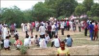 Martyr cremated, villagers want to make amen...