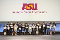 ASU recognizes outstanding teen research at Intel Science and Engineering Fair