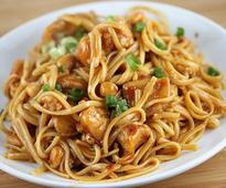 Chicken Kung Pao Recipe With Noodles