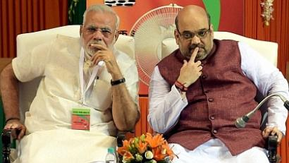 Modi's popularity 'rises unabated', Shah says after Pew survey