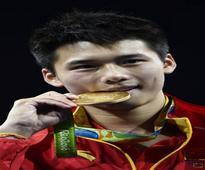 Chen Aisen claims gold in men's 10 metre platform