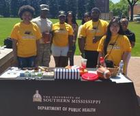 Southern Miss Celebrates National Public Health Week