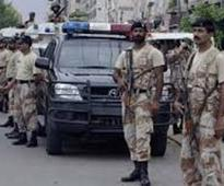 Rangers arrest 4 criminals belonging to MQM-London