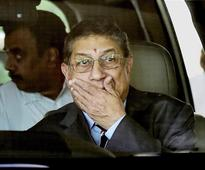 TNCA nominates Srinivasan to attend BCCI SGM