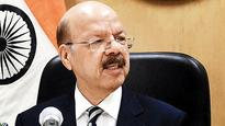 We cannot fight it out in the streets with political parties or their leaders: CEC Nasim Zaidi