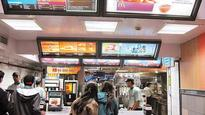 McDonald's ends agreement for 169 outlets over breach of contract