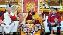 China continues raising ante against Dalai visit