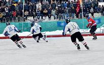 India's ice hockey championship is already a decade old