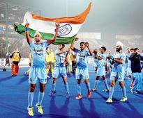 Hockey: Mandeep Singh sizzles for India