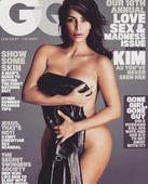 Kim Kardashian poses nude again, this time for a magazine cover!