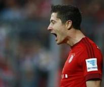 Not for sale: Robert Lewandowski will stay at Bayern Munich, says coach Carlo Ancelotti