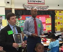 For the Seventh Consecutive Year BlumShapiro Employees Turn Into Teachers at Webster Hill Elementary School May 26, 2016Trading in their briefcases and smart phones for lessons plans and worksheets, 20 employees from BlumShapiro will serve as...