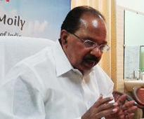 Centre not doing enough to diffuse Cauvery row: Moily