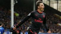 Premier League: Arsenal beat Everton 5-2 to ramp up pressure on Ronald Koeman