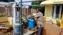 Rainwater harvesting can help tackle crisis in Mysore