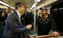 Security boosted at LA subway stations after FBI gets overseas tip of attack